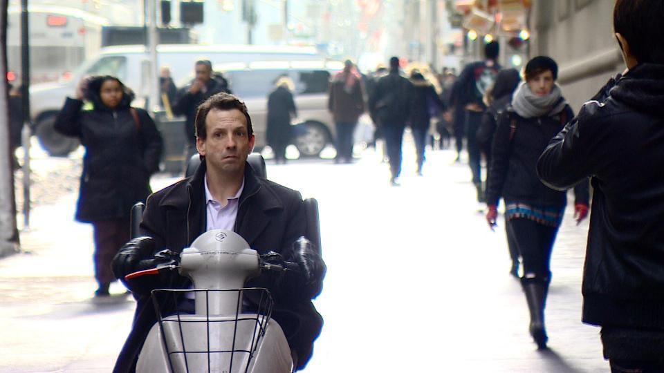 Rich Donovan, street scene