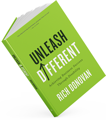 Unleash Different Book