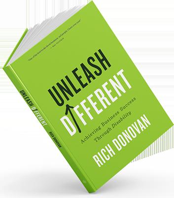 Unleash Different Book